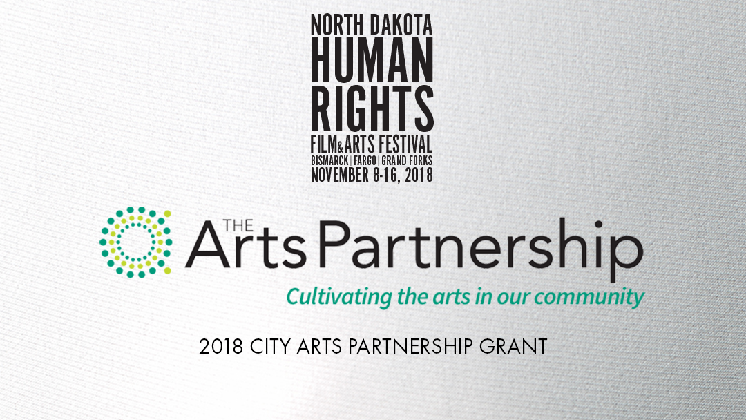 The Arts Partnership Awards NDHRFF18 a City Art Partnership Grant