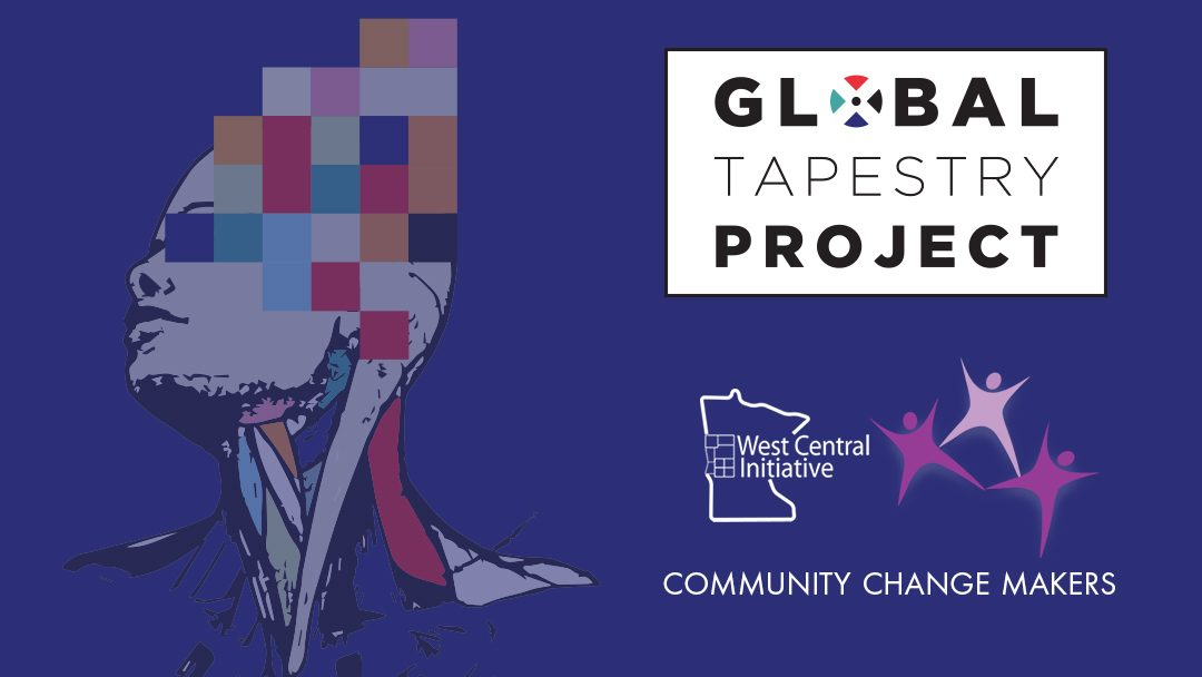 Global Tapestry receives Community Change Maker Grant