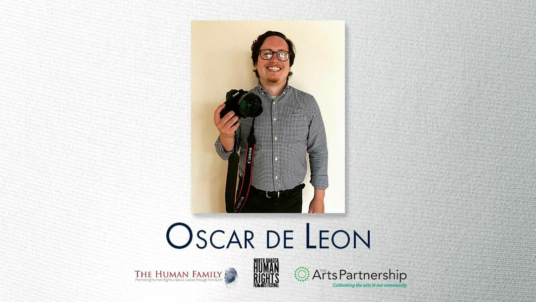 Oscar De Leon joins the Human Family Team