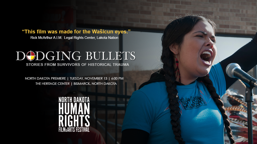 """Dodging Bullets"" to screen in Bismarck at #NDHRFF18"