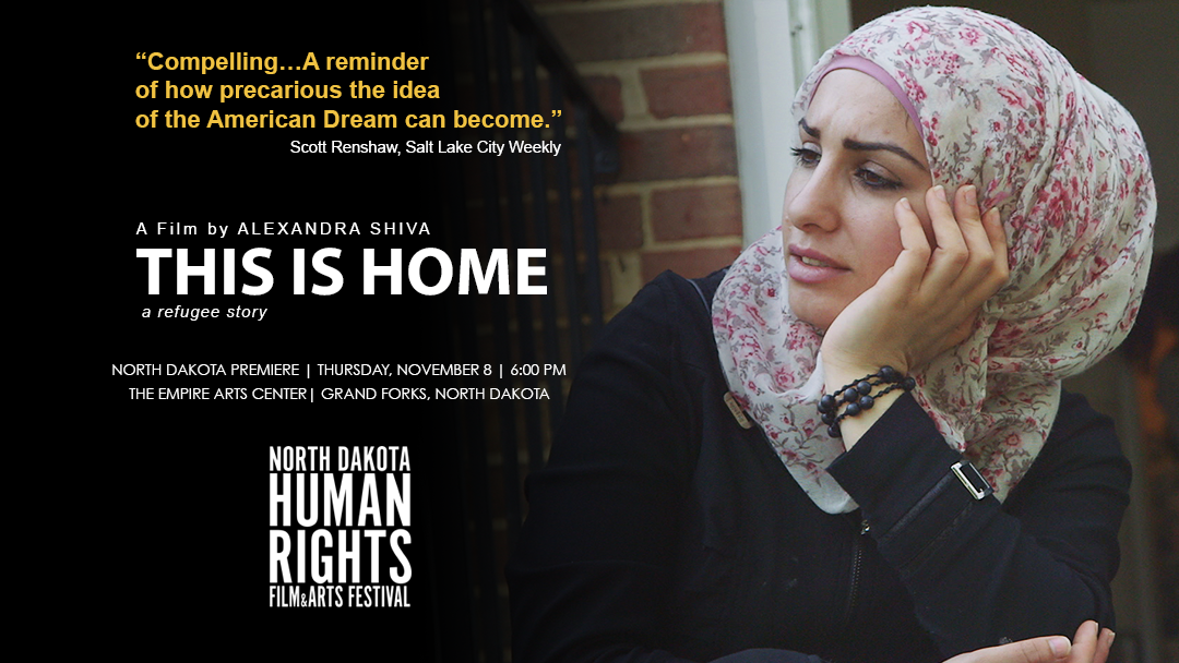 """This is Home"" to screen in Grand Forks at #NDHRFF18"