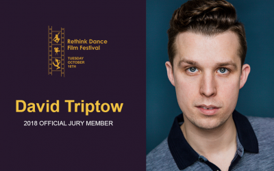 David Triptow Joins Rethink Dance Film Festival Jury