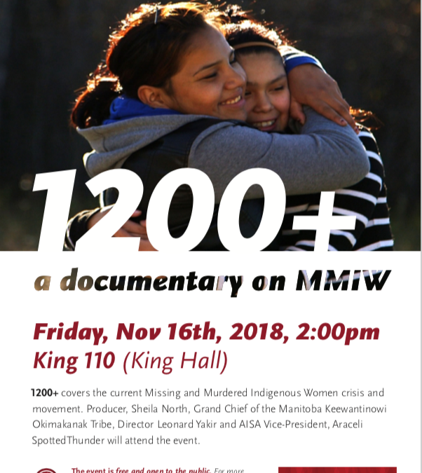 "Special screening of ""1200+"" to take place at MSUM"