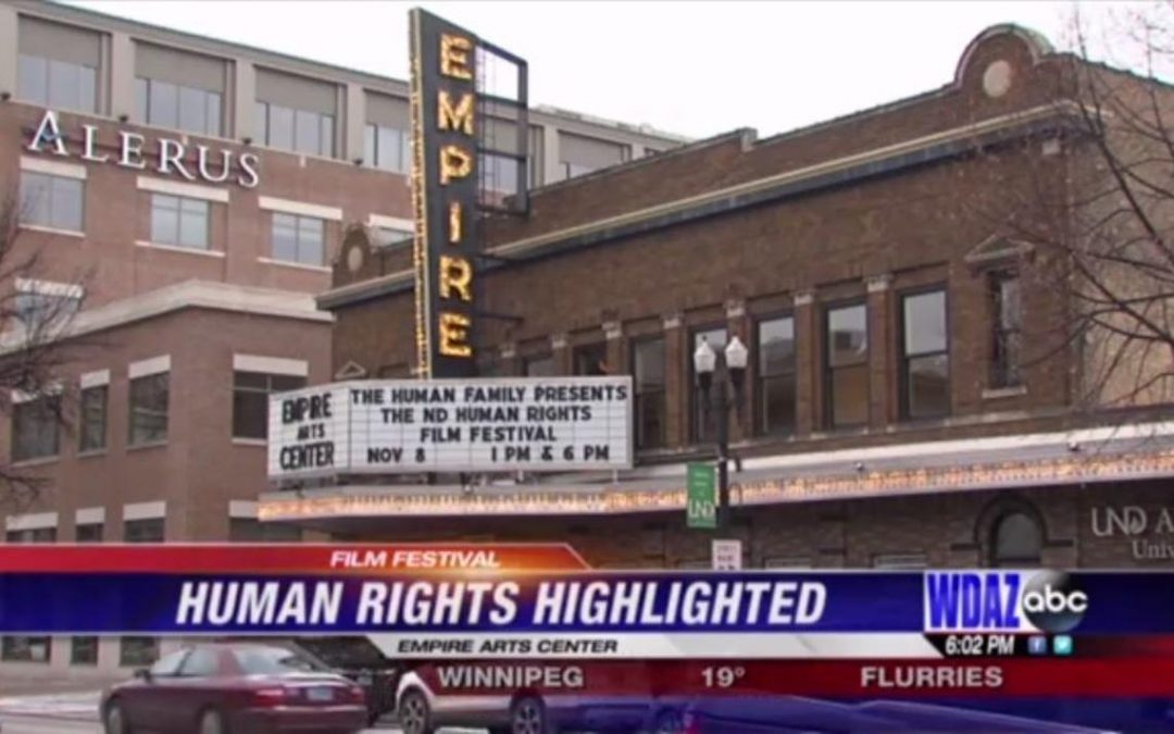 Film festival hopes to spark conversation about human rights