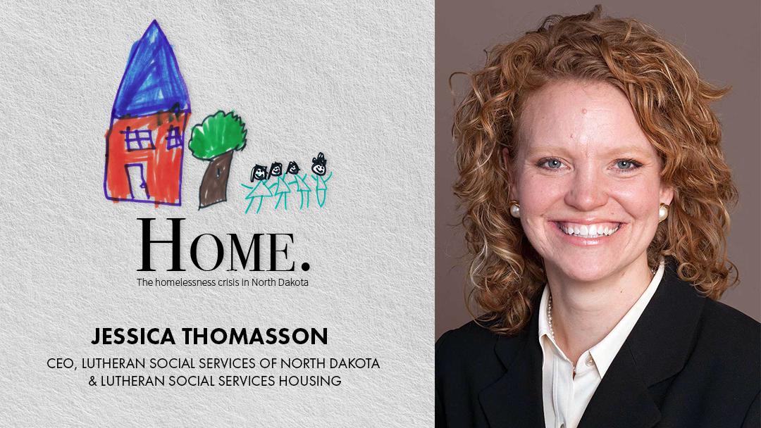 Jessica Thomasson to Moderate Panel Discussion on Homelessness in North Dakota