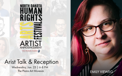 "Emily Vieweg to Perform ""VISION"" at Artist Talk"