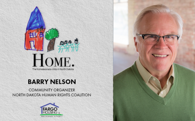 Barry Nelson joins Discussion on Homelessness