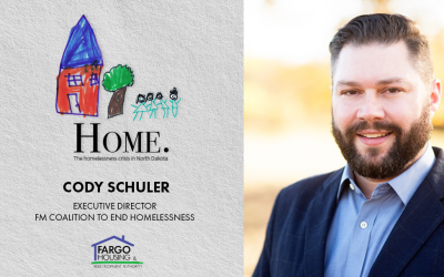 Cody Schuler joins Discussion on Homelessness