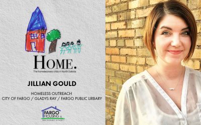 Jillian Gould joins Discussion on Homelessness
