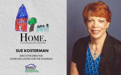 Sue Kosterman joins Discussion on Homelessness