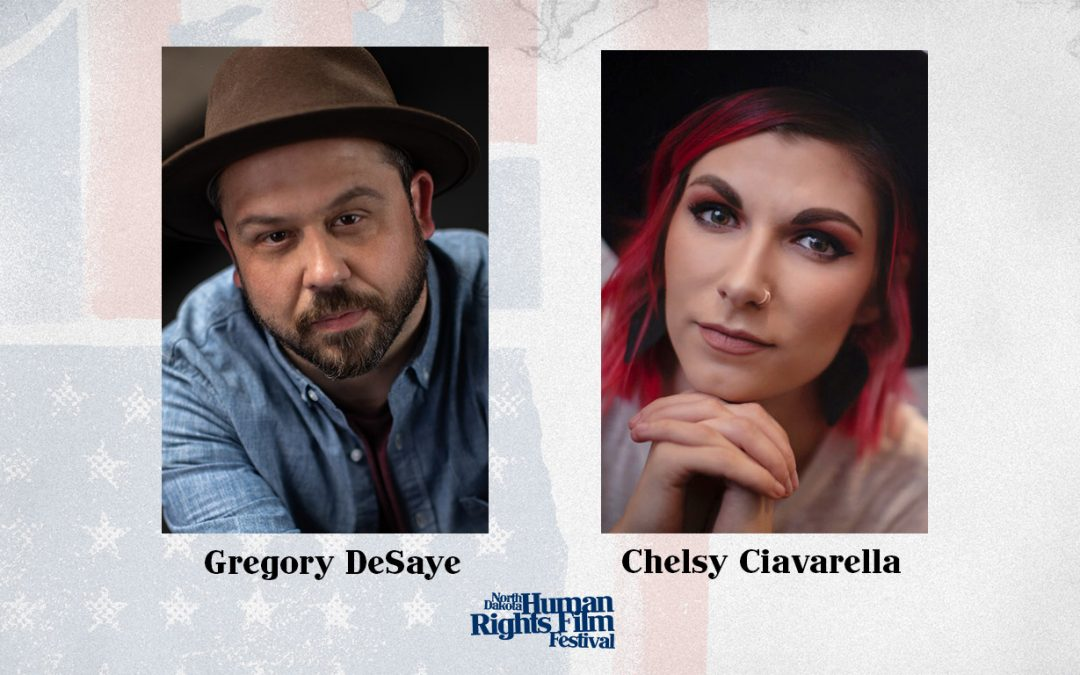 Filmmakers Gregory DeSaye and Chelsy Ciavarella to attend Human Rights Film Festival