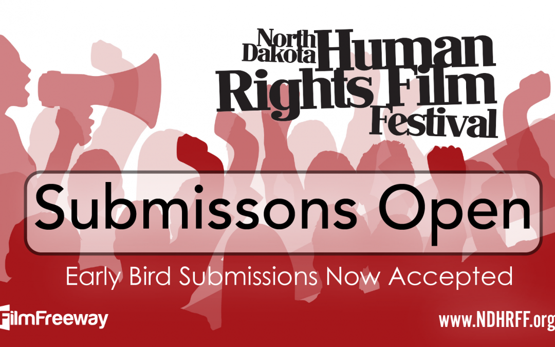 Early bird submissions accepted for NDHRFF5