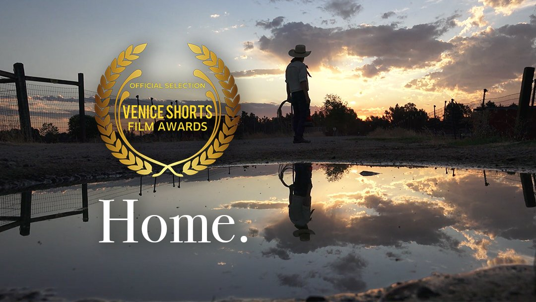"""Home"" selected for Venice Shorts Film Festival"
