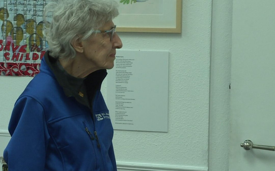 Bismarck art gallery showcases artwork from 52 artists across the world