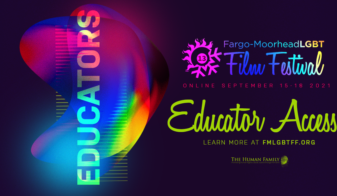 Free Access to Eductors for FMLGBTFF13